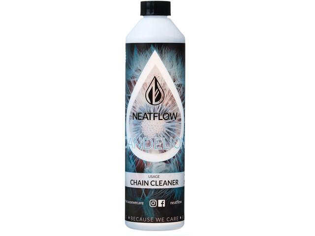 NEATFLOW Dandelion Nettoyant pour chaîne Réutilisable 500ml